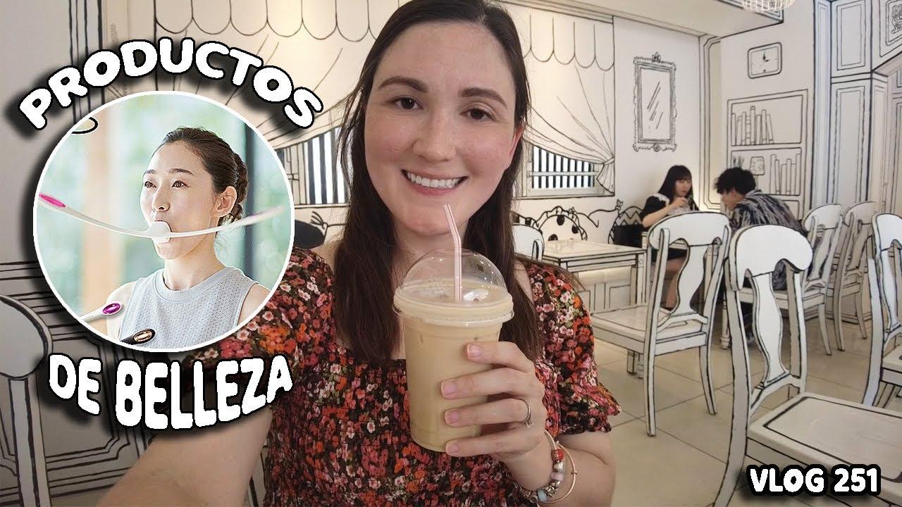 PRODUCTOS DE BELLEZA JAPONESES + BARRIO COREANO + CAFÉ 2D EN JAPÓN