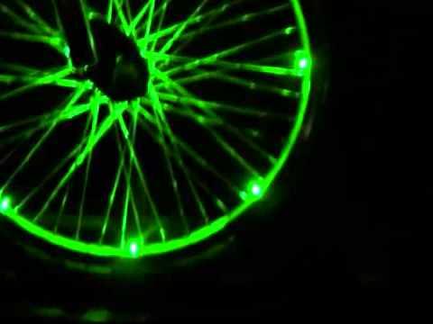 светящаяся краска AcmeLight в ночном клубе - YouTube