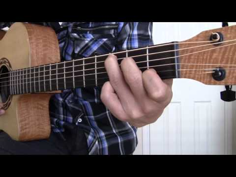 Tu Hoc Guitar Dem Buon Tinh Le (cover)
