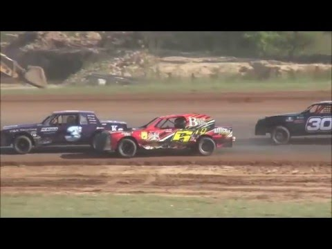 Oklahoma Sports Park ~ 2015 Stock Car Nationals