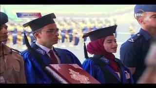 أوائل الجامعات المصرية تشارك خريجي الكليات والمعاهد العسكرية ويقدمون