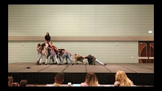 GHOSTS - 3rd Place - Large Human Video - National Fine Arts Festival, Anaheim 2017