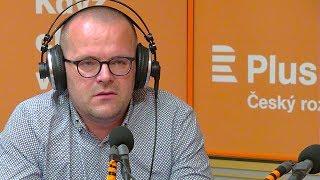 Josef Pazderka: Emoce v ruské společnosti jsou bičované ostrou propagandou z televizních kanálů