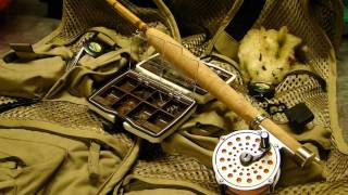 black bear fly fishing 2 wt trout raptor cane fly rod