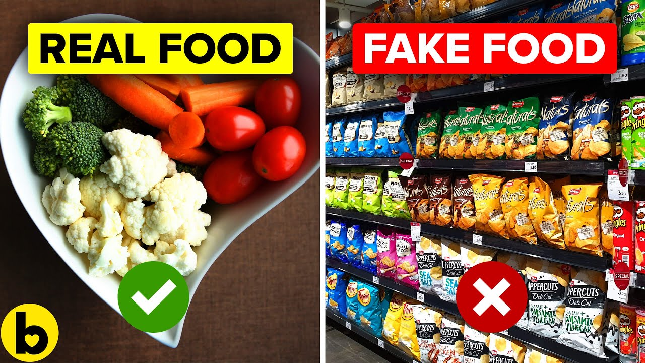 13 Reasons You Need To Eat Real Food