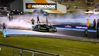 monster energy drag car
