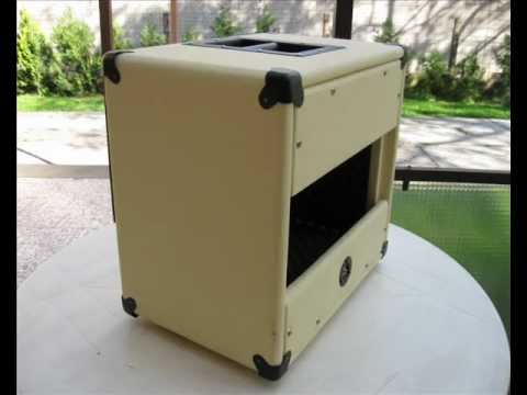 DIY Guitar Cabinet - YouTube