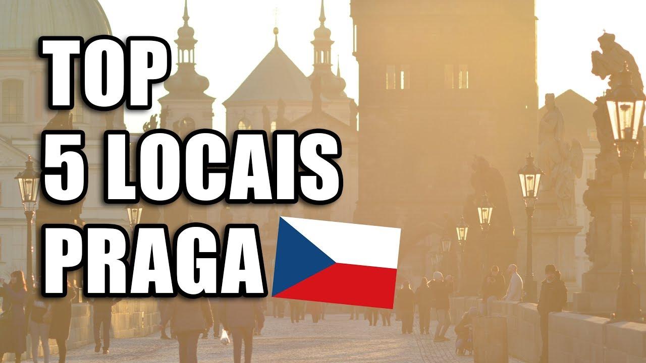 TOP 5 lugares para fotografar em PRAGA