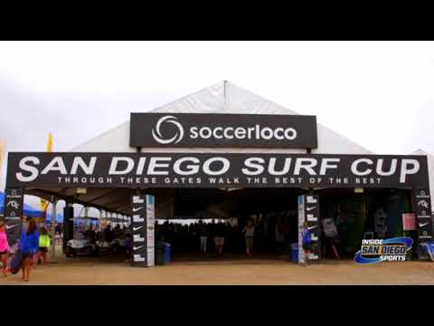 The San Diego Surf Cup Is One Of The Top Youth Soccer Tournaments In The Country