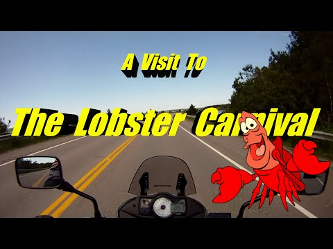 Ride Out to the Pictou Lobster Carnival