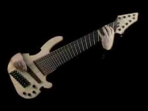 9 string bass gregory bruce campbell youtube. Black Bedroom Furniture Sets. Home Design Ideas