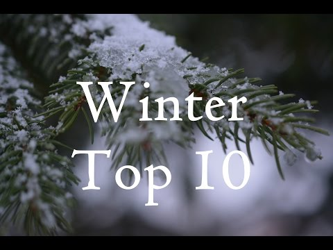 TOP 10 SONGS TO LISTEN TO IN WINTER