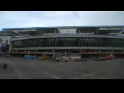 Tampa Bay Times Forum Construction Timelapse