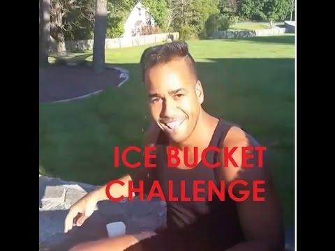 Romeo Santos ice Bucket challenge ALS - Nominate Marc Anthony, Enrique iglesias & Matetraxx!!!
