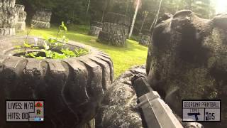 GoPro Paintball: Ambush! Georgina Paintball summer camp - Week A