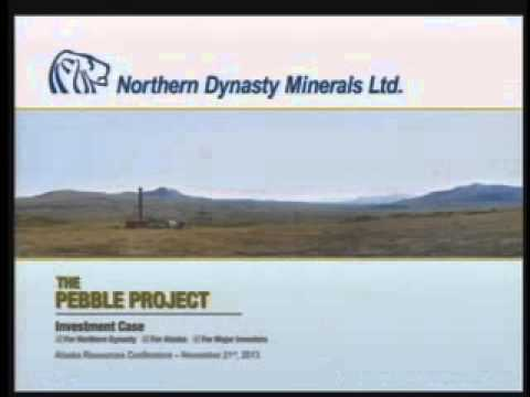 Sullivan & Parnell Seek Funders for Pebble Mine