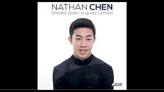 Nathan Chen on His Quad Lutz-Triple Toe Loop