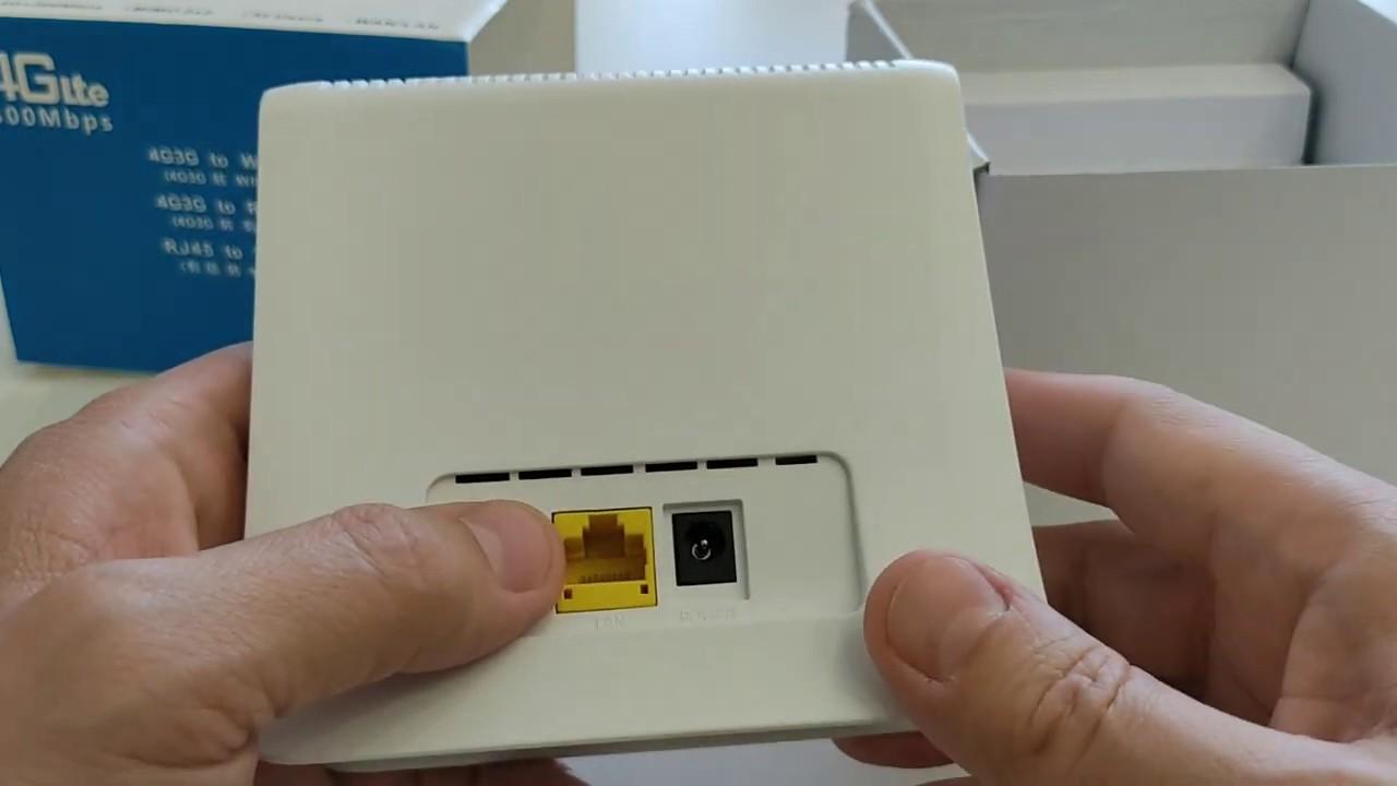 Интернет на дачу в частный дом. 4G роутер.