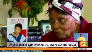 SUNDAY LIVE | One on one with Muthoni Likimani  #SundayLive