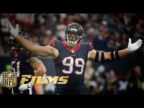J.J. Watt Mic'd up for Texans' Dominant Win Over Saints | Saints vs. Texans | NFL Turning Point