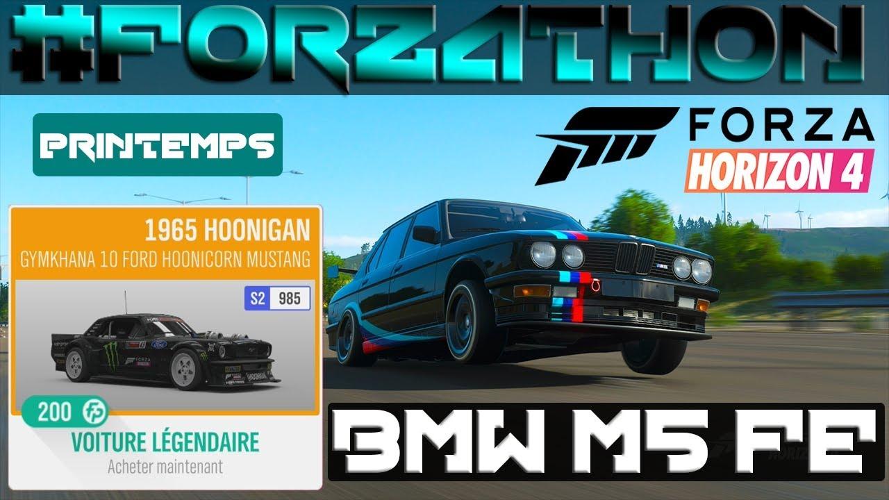 Forza Horizon 4 Hoonigan Mustang
