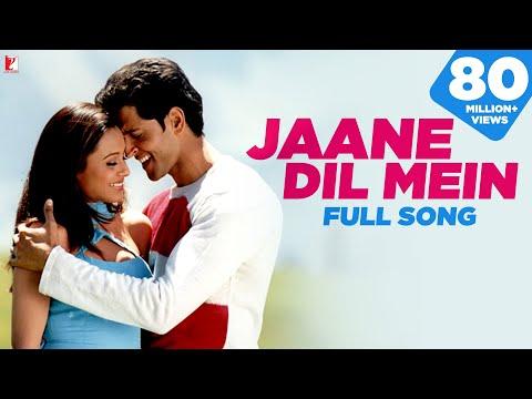Jaane Dil Mein - Full Song   Mujhse Dosti Karoge   Hrithik Roshan   Rani Mukerji