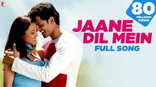 Download Jaane Dil Mein - Full Song | Mujhse Dosti Karoge | Hrithik | Rani | Lata | Sonu Mp3 and Videos