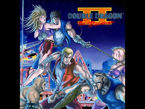 Double Dragon 2 Arcade Ps4 Comparison To The Double Dragon 2