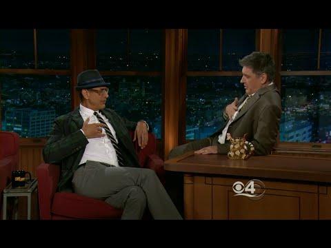 Late Late Show with Craig Ferguson 5/9/2011 Jeff Goldblum, Sarah Chalke