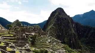 Inca Trail Timelapse