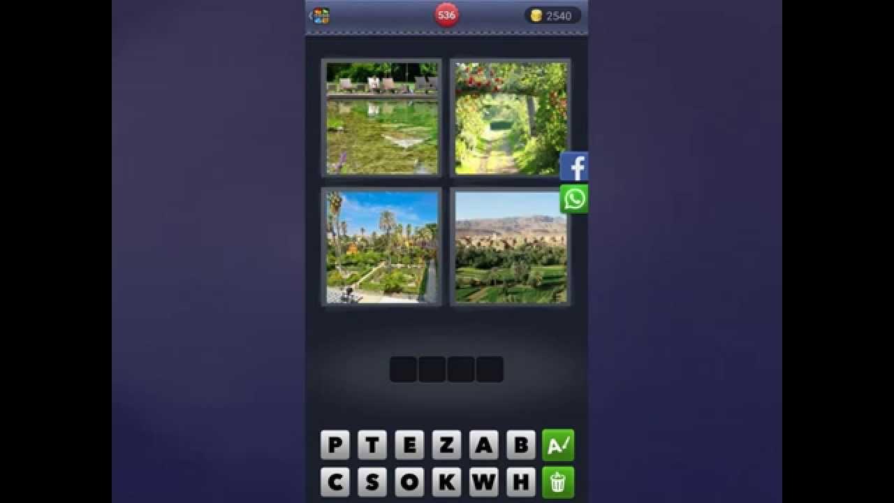 4 Bilder 1 Wort Lösung See Weg Bäume Bäume Youtube