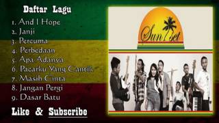 Download lagu Sunset Full Album Reggae Indonesia MP3