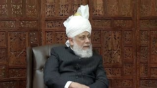 Huzoor's opinion about WWIII?