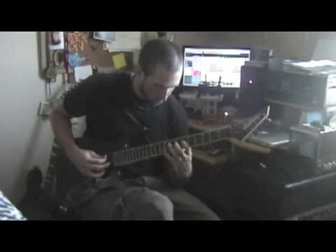 Me performing a version of Far Beyond the Sun, by Yngwie Malmsteen