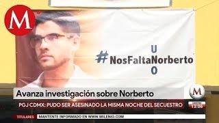 Norberto Ronquillo pudo ser asesinado la misma noche de secuestro: PGJ