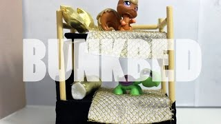 Diy Furniture: How To Make A Lps Bunk Bed