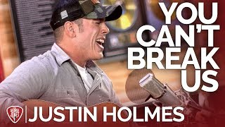 Justin Holmes - You Can't Break Us (Acoustic) // The George Jones Sessions