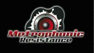 Metrophonic Resistance Volume 1 Spot (CD & Digital Compilation; OUT NOW)