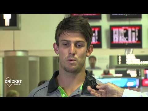 Mitch Marsh says there'll be no rotations