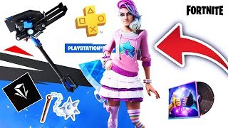 """New PACK """"PS Plus"""" - FORTNITE's FIN is PROCHE."""