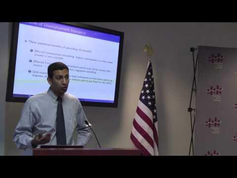 Long-term unemployment: Presentation by Raj Chetty (Part 1)