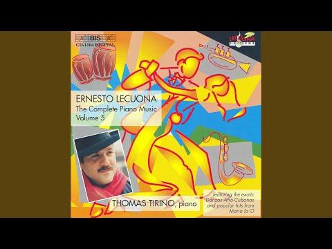 Danza Afro-Cubanas (arr. T. Tirino for winds and piano) : I. Negra Merse