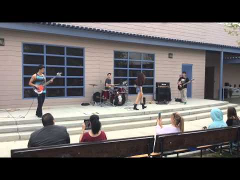 Reckless Logic at Highland Lakes School 2/20/15