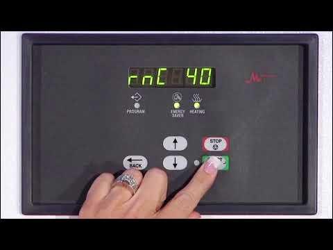 Loading Unimac Dryer - Daniels Equipment