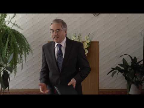 Pastor Jacek Matter - Ludzkie postrzeganie Boga