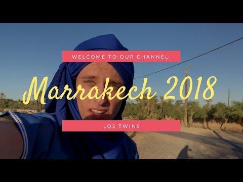 ¡¡ NOS VAMOS DE AVENTURA!! - Marrakech