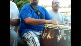 Rumba in the park guaguanco
