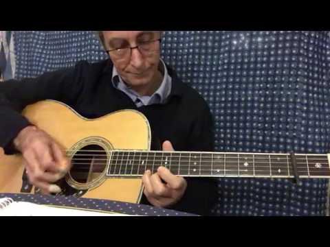 John Henry - Furry Lewis - Stefan Grossman - Guitar Eric Zilio - Martin OM45 Deluxe