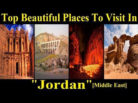 Top Tourist Places to Visit in Jordan [Middle East] - A Tour Through Images - Jordan [Middle East]