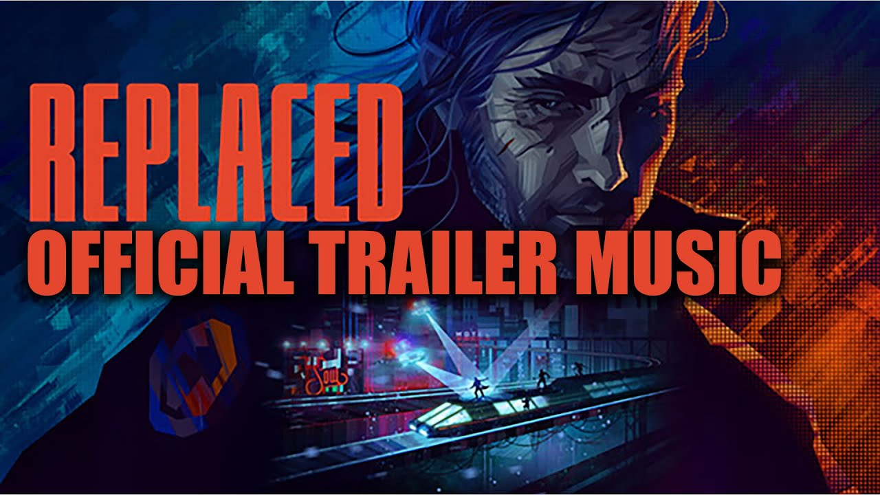 """REPLACED - Official Announce Trailer Music Song 